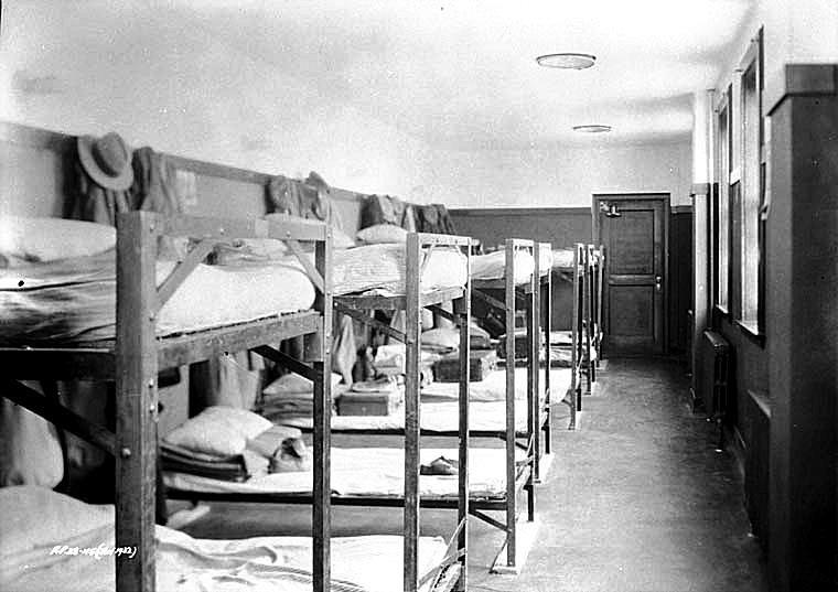 Relief Camp Dormitory