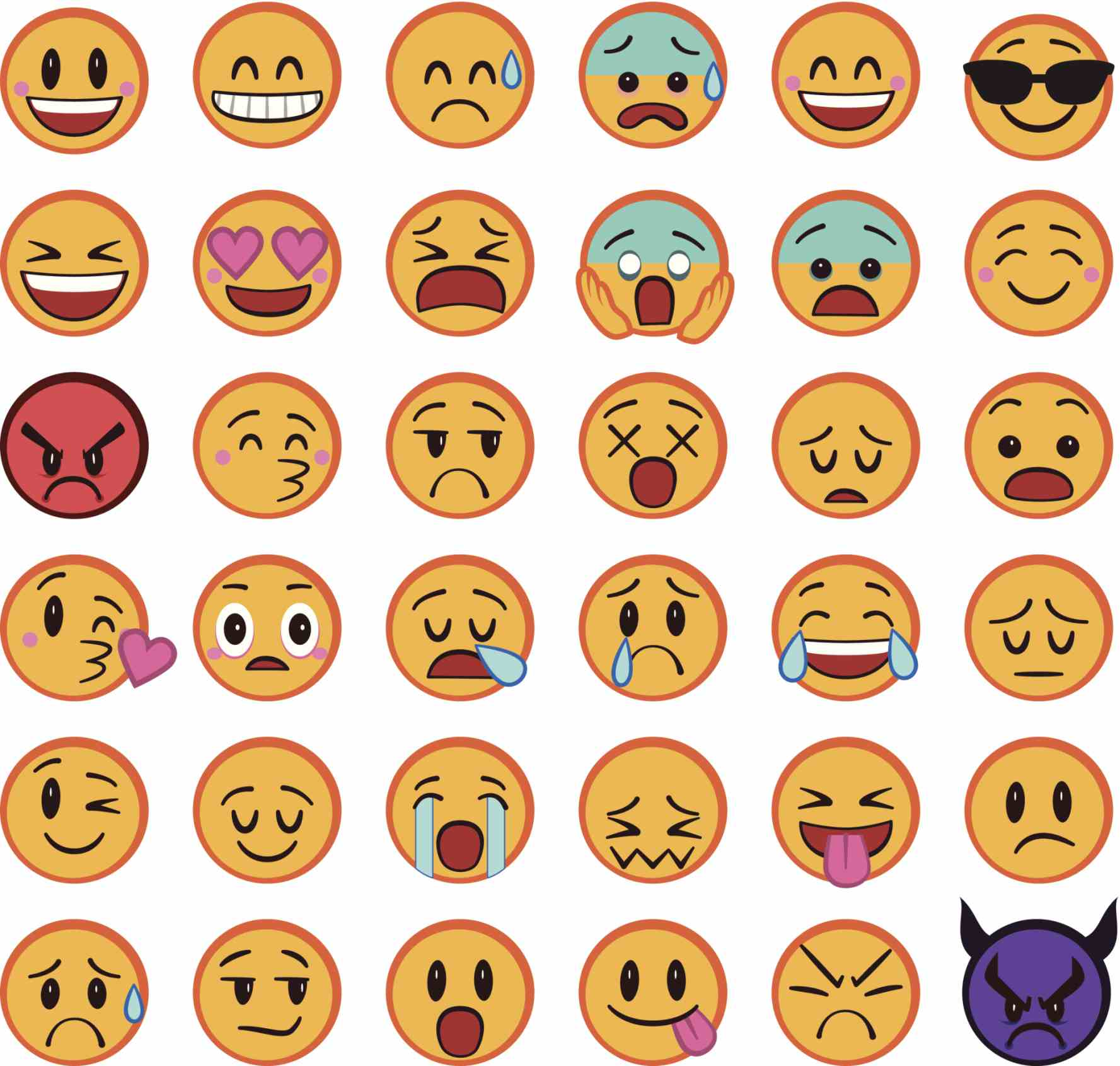 314220770e8a Emoticons - The Many Faces of the Emotional Icon. Getty Images