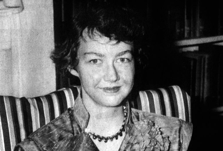 Biography of Flannery O'Connor, American Novelist, Short-Story Writer