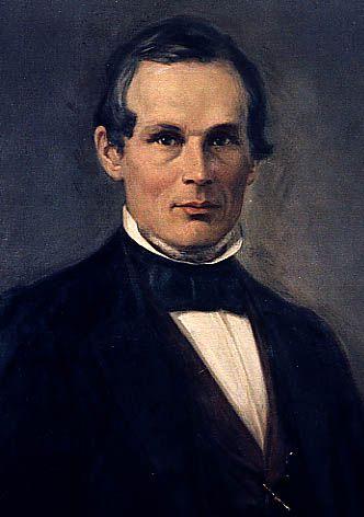 Anders Jonas Angstrom (1814 - 1874)