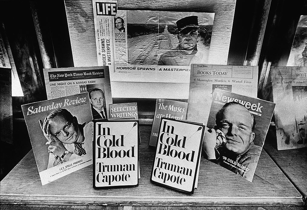 in cold blood capotes new non fiction In cold blood is a non-fiction novel by american author truman capote, first published in 1966 it details the 1959 murders of four members of the herbert clutter family in the small farming community of holcomb, kansas.
