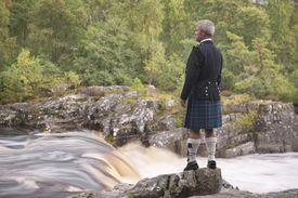 scotsman by river
