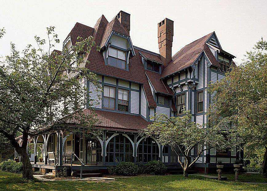 Emlen Physick House, 1878,