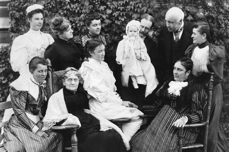 Robert Green Ingersoll and Family