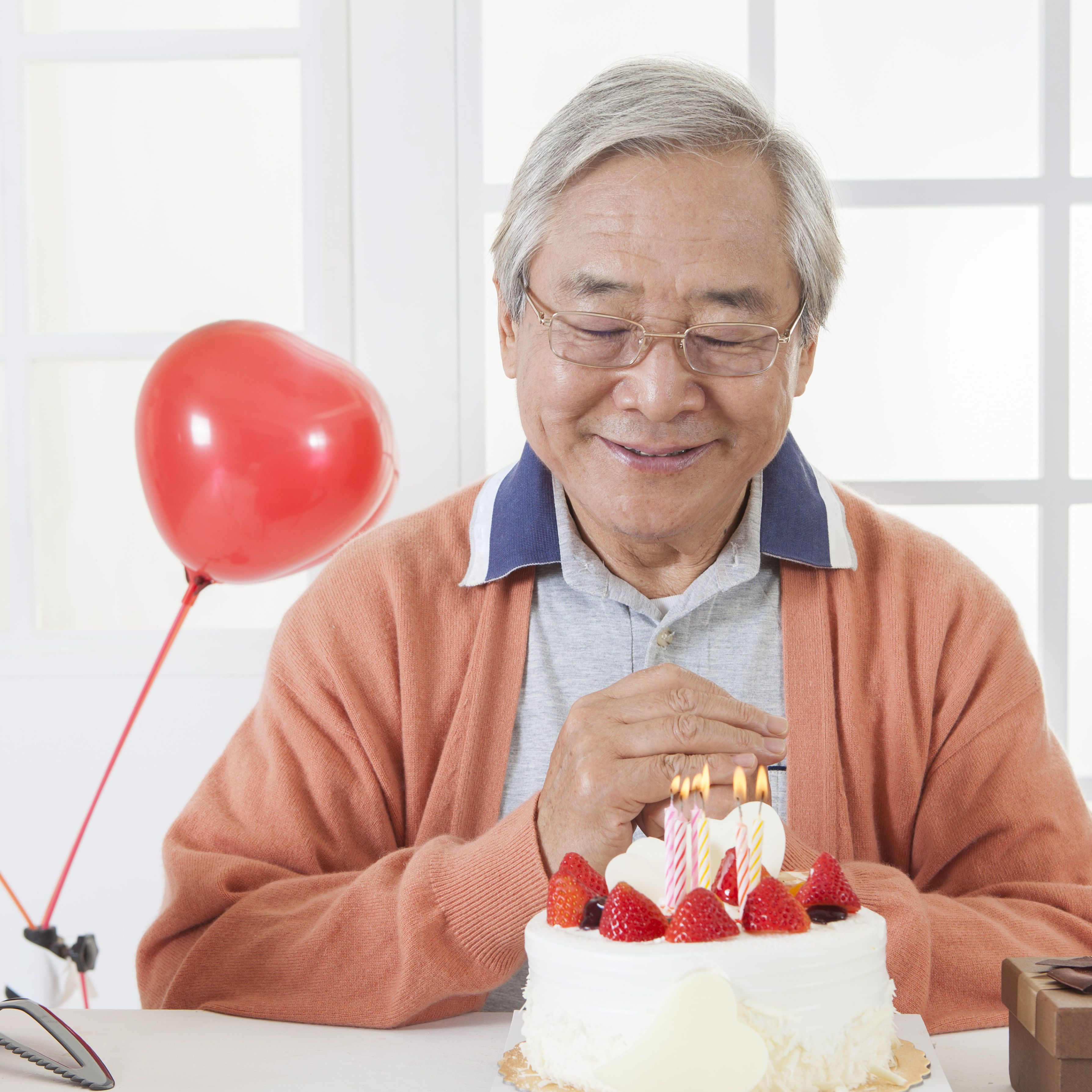Chinese Birthday Customs Of For Elderly People
