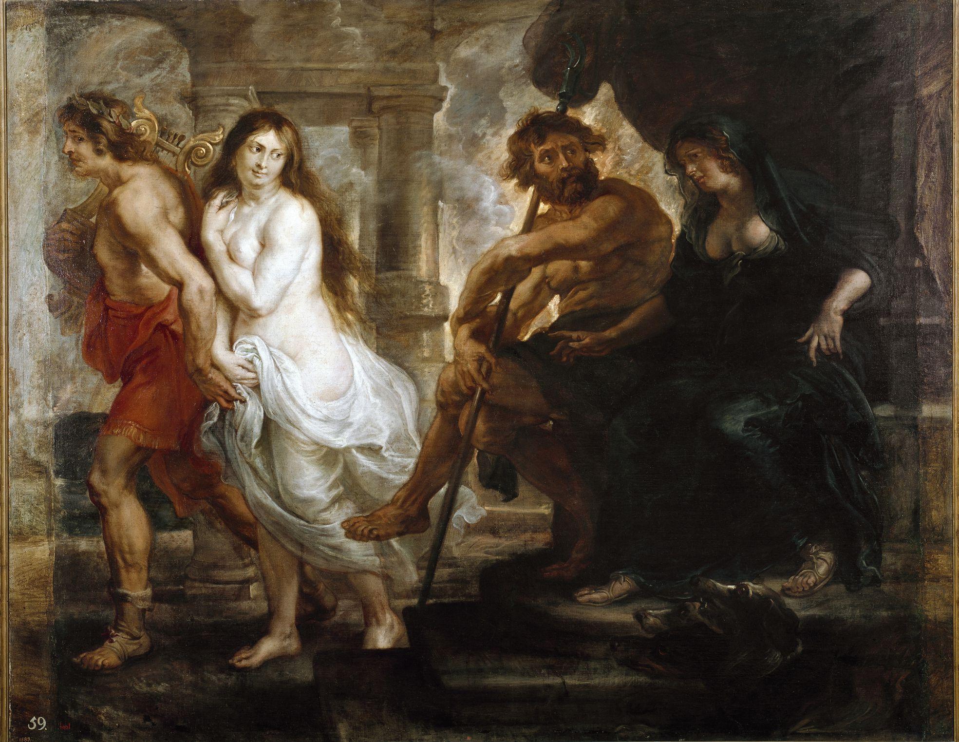 Pluto In Mythology