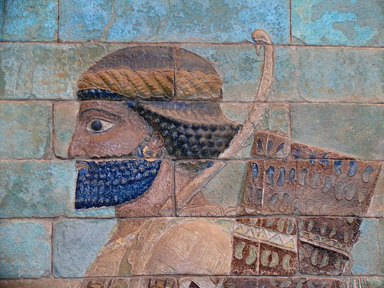 The Persian Immortals