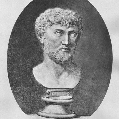 roman tragedy writers
