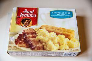 Aunt Jemima breakfast