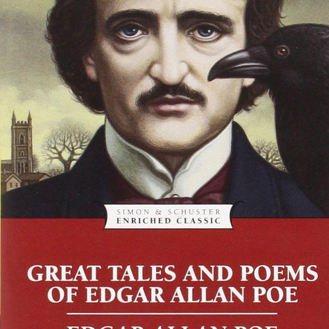 edgar allan poe book cover
