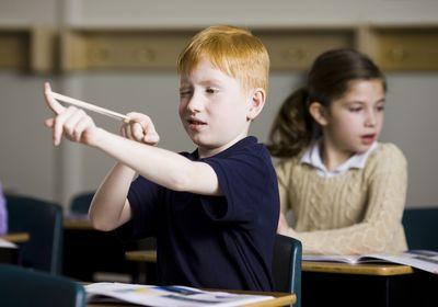 bad behaviour of students in school