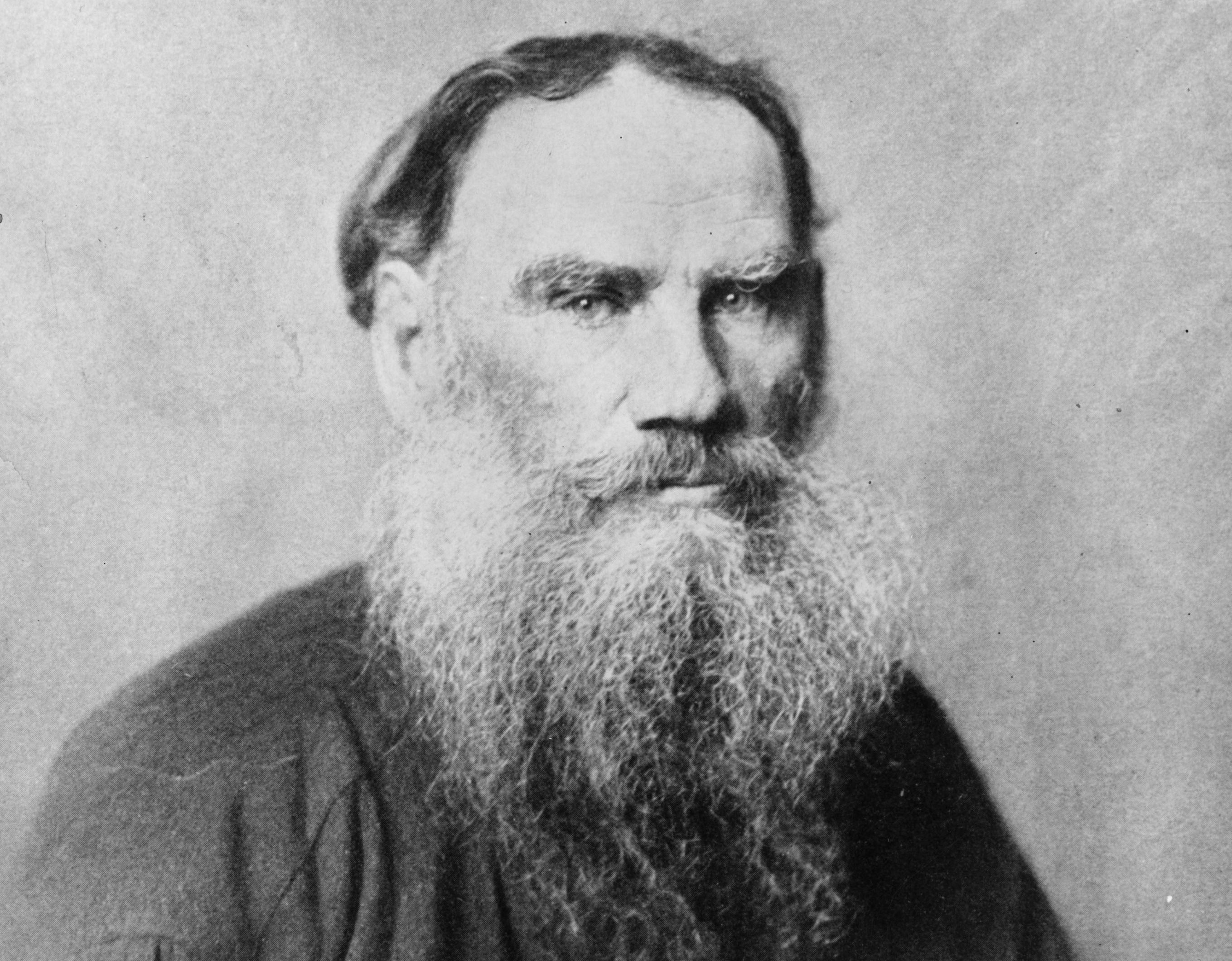 Leo Tolstoy, Russian Writer - Best Russian Authors