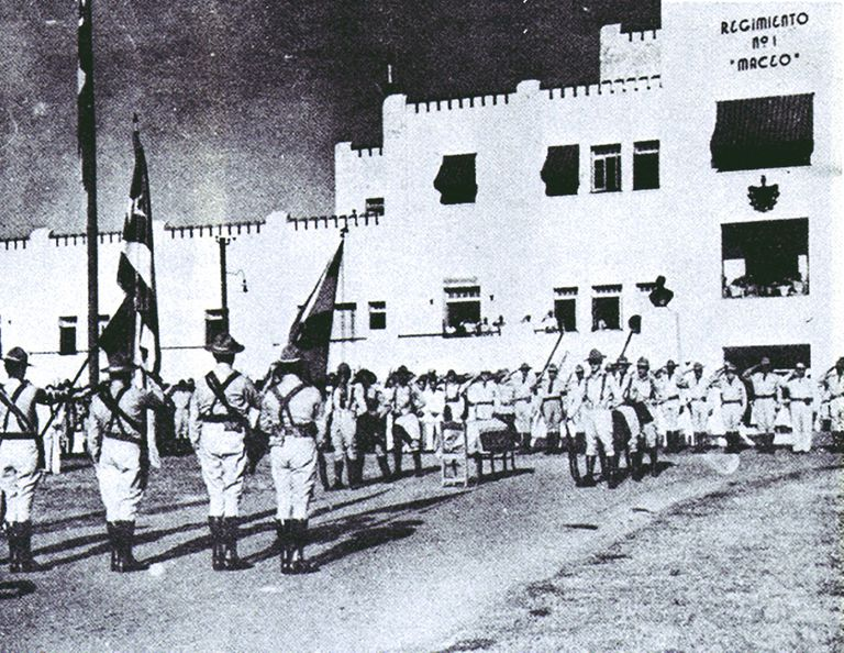 The Moncada Barracks