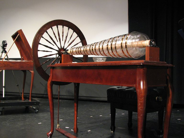 Benjamin Franklin's glass armonica