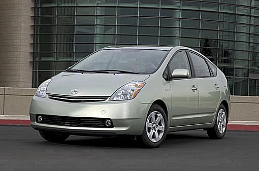 2007 Toyota Prius - Maintain your hybrid vehicle