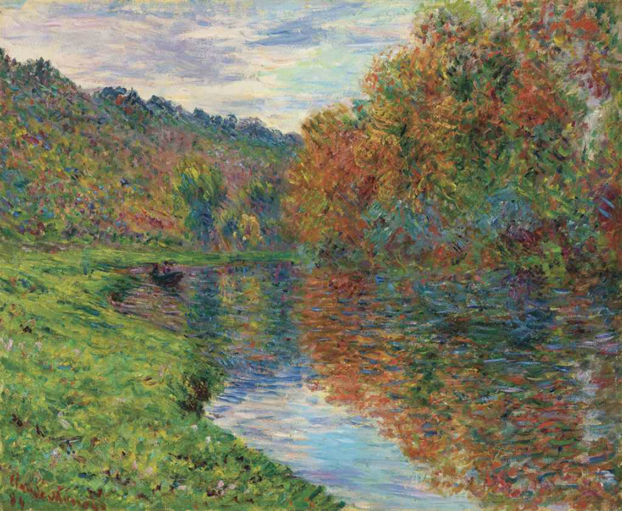 How to Paint Like Monet