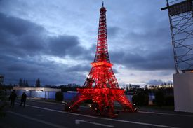 PARIS, FRANCE - NOVEMBER 30: Opening of the 21st session of the conference COP21 on climate change on November 30, 2015 in Paris, France. More than 150 world leaders are meeting for the 21st Session of the Conference of the Parties to the United Nations Framework Convention on Climate Change.