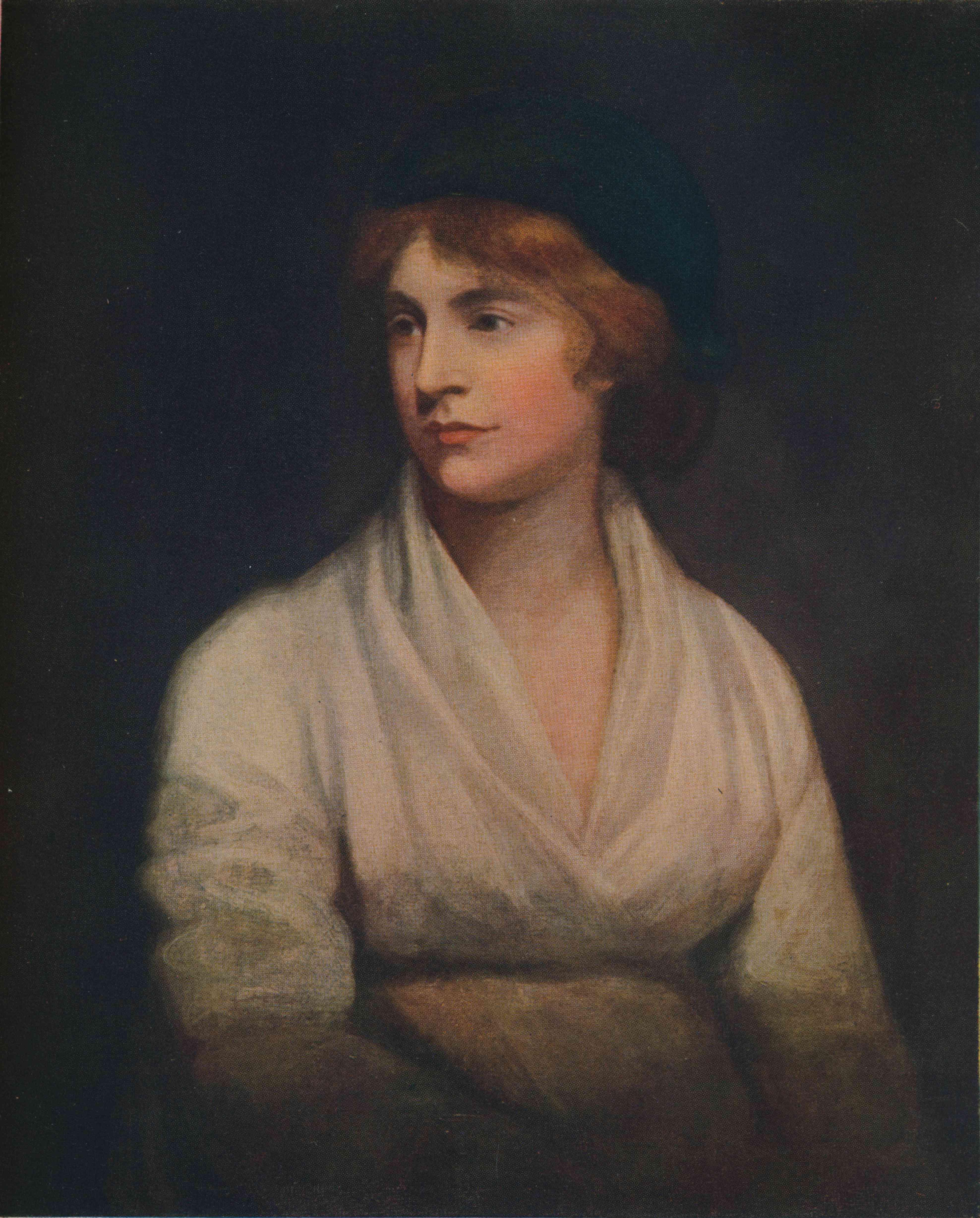 Mary Wollstonecraft, c1797