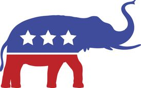 Elephant for Republicans