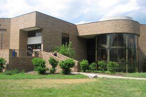 Clark Memorial Library at Shawnee State University