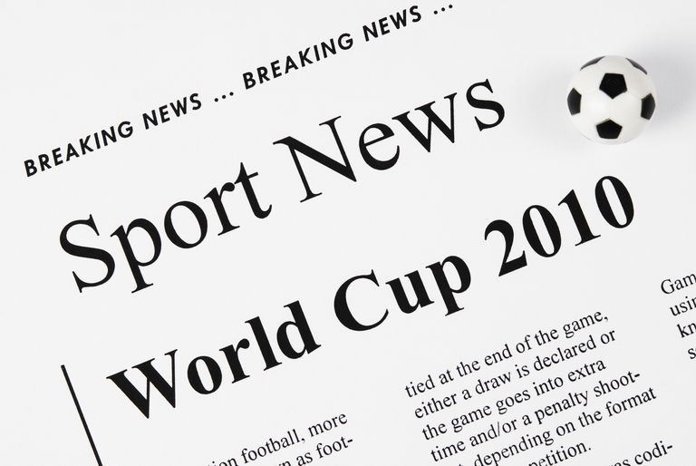 World Cup 2010 headlines