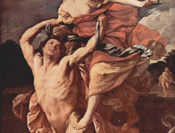 A Brief Synopsis of Ovid's Metamorphoses