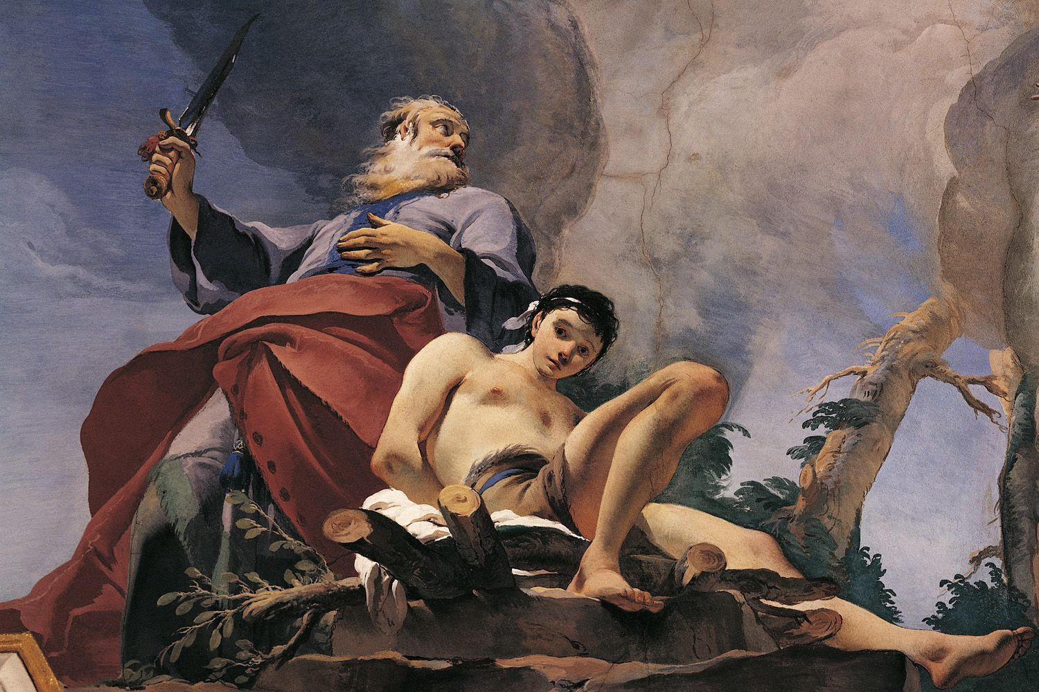 an analysis of the religious myth of abraham and his son Abraham the pimp sells wife for cattle and sacrifices son: stories from genesis wednesday, october 24, 2007 8 bible blasphemy abraham , bible study , old testament permalink 0 abraham is recognized as the father of three of the world's largest religions.