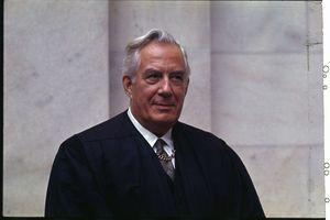 Chief Justice Warren Burger