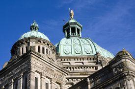 Parliament Building, Victoria, British Columbia