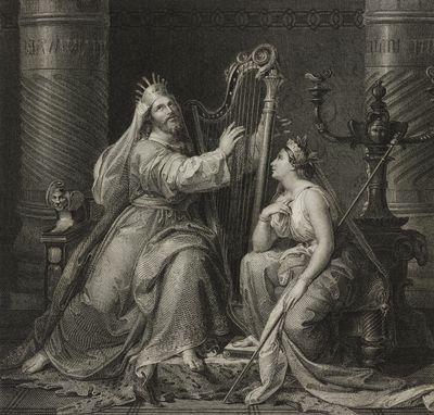 solomon and david relationship