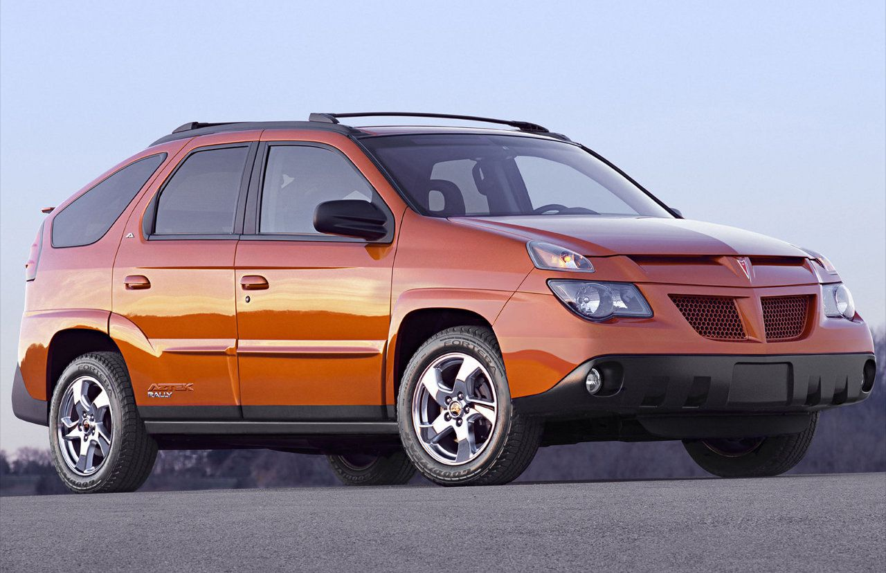 The Ugliest Cars of the Last Five Decades