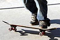 Chicken Foot Skateboarding