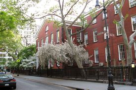 15th St Friends Meeting House, New York City