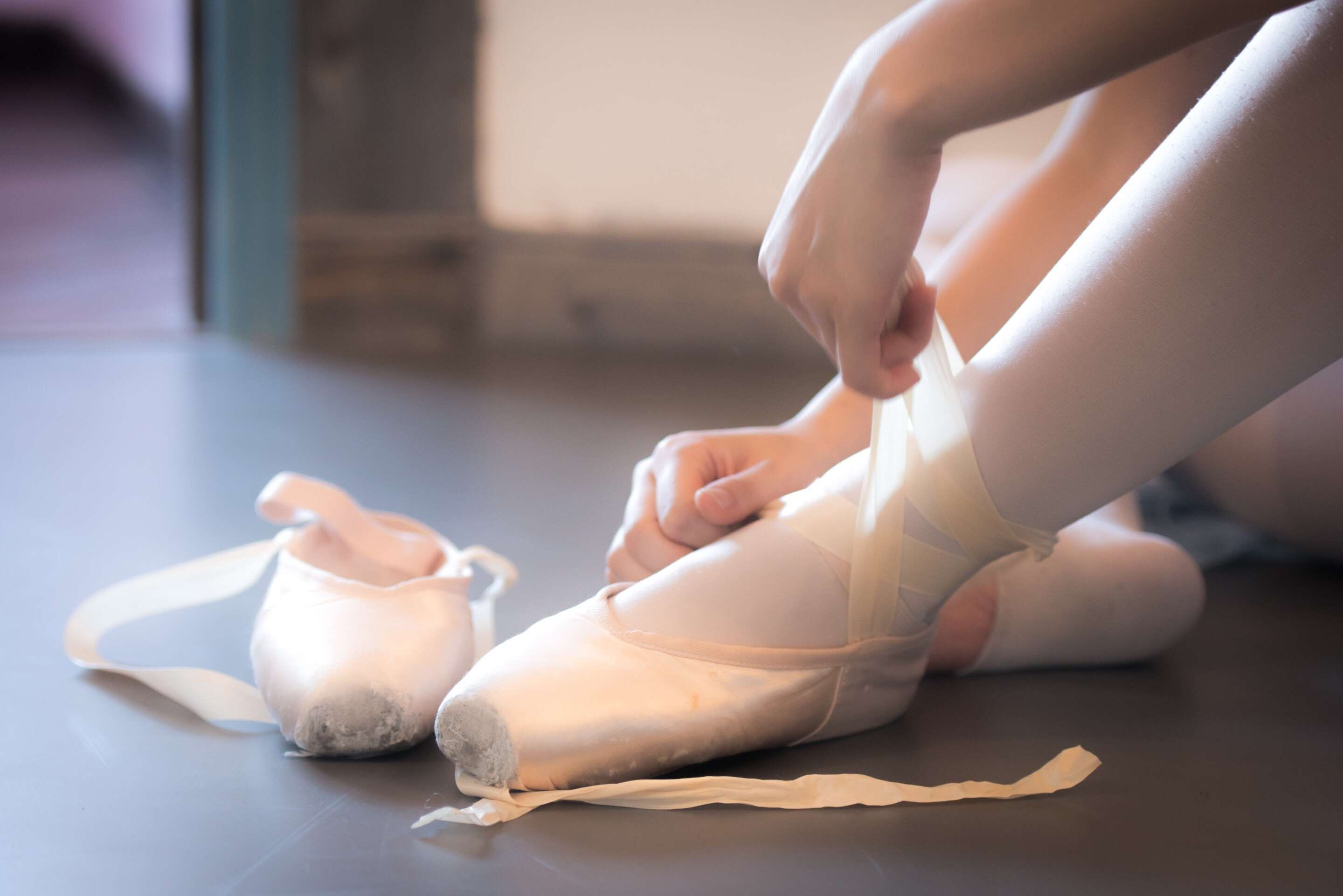 Dance For Beginners Choosing The Right Pointe Shoes - Abt ballet shoes