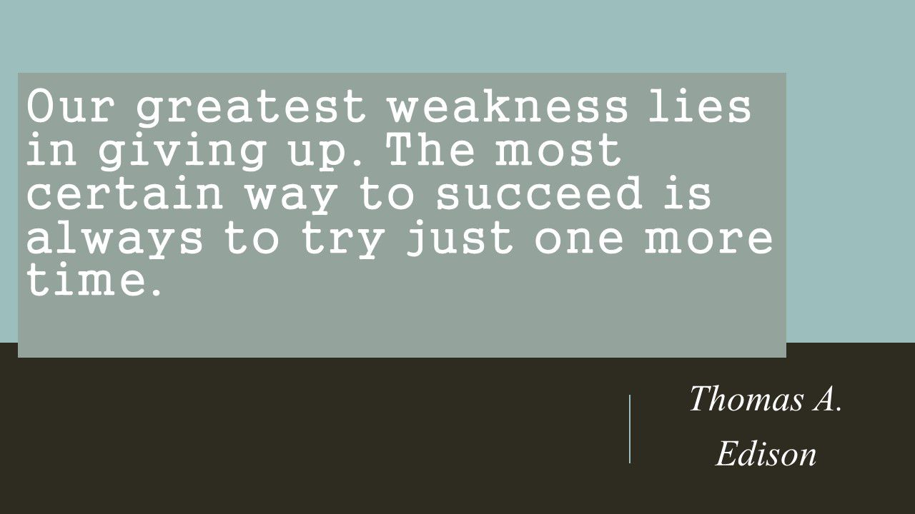 7 Motivational Quotes To Memorize Before The Big Exam
