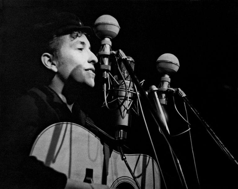 Bob Dylan 1961