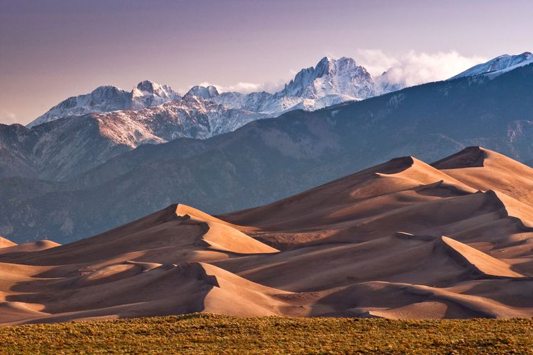 Great Sand Dunes National Park, Colorado. One of the many sites The Nature Conservancy helps protect.