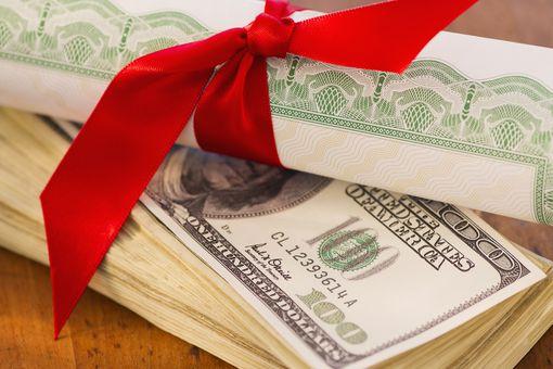 Diploma and dollars