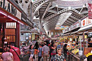 Shopping in Spain