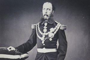 Emperor Don Maximiliano I of Mexico