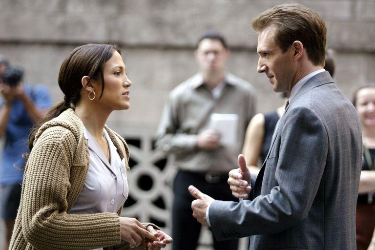 A scene from Maid in Manhatten starring Jennifer Lopez
