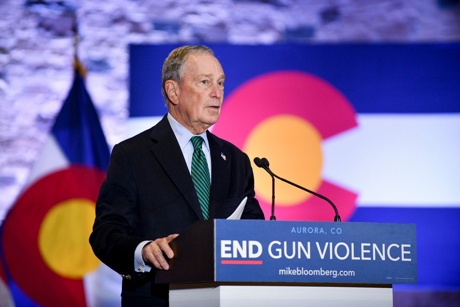 Biography of Michael Bloomberg, American Businessman and Politician