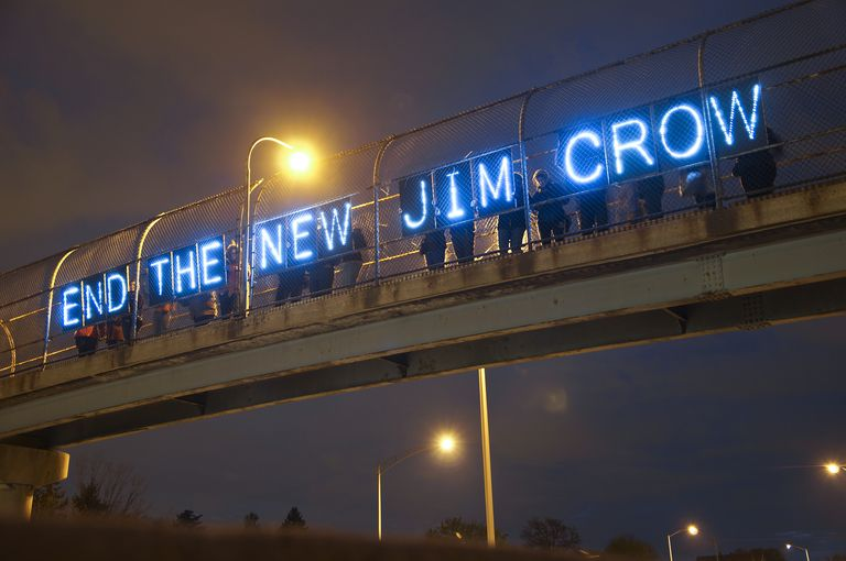 """End The New Jim Crow."""