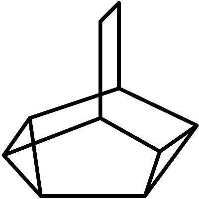 Ésta es la estructura química del snoutano.