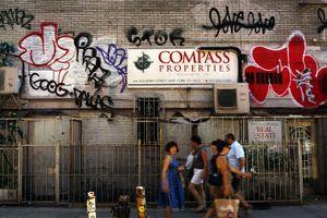 New York Police Department Cracks Down On Graffiti