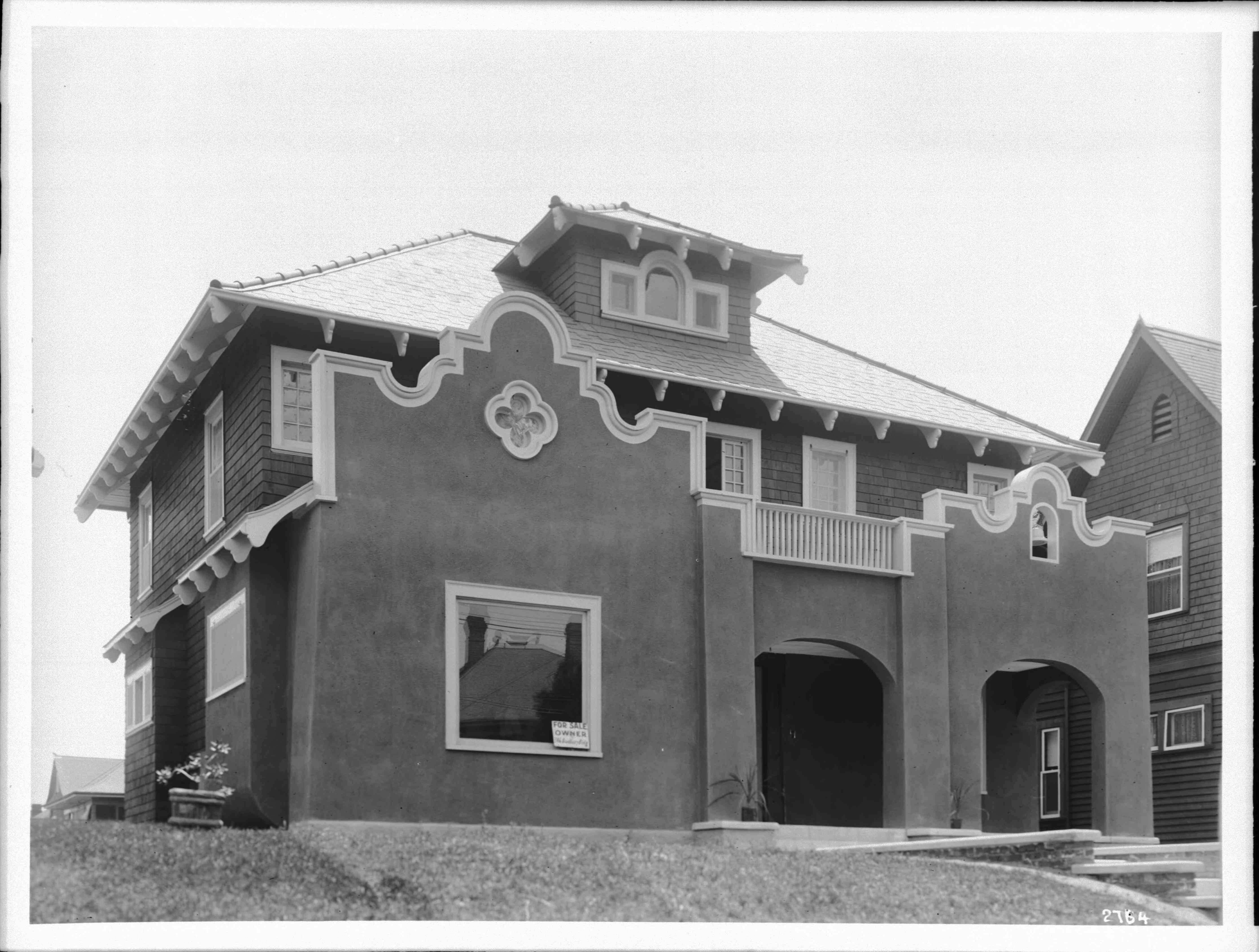 Mission Revival House
