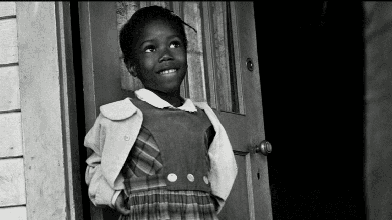 Ruby Bridges smiling