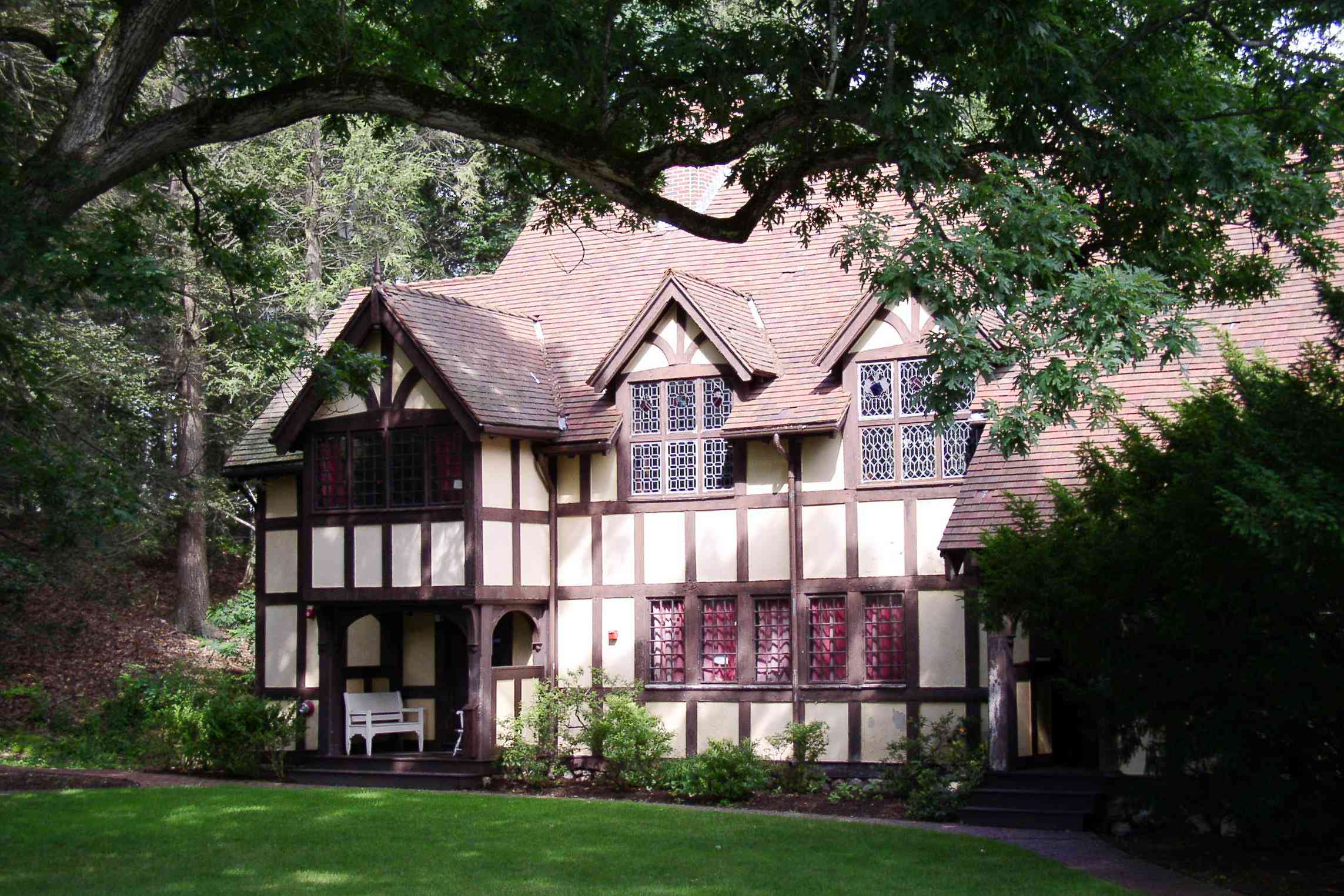 Shakespeare House at Wellesley College