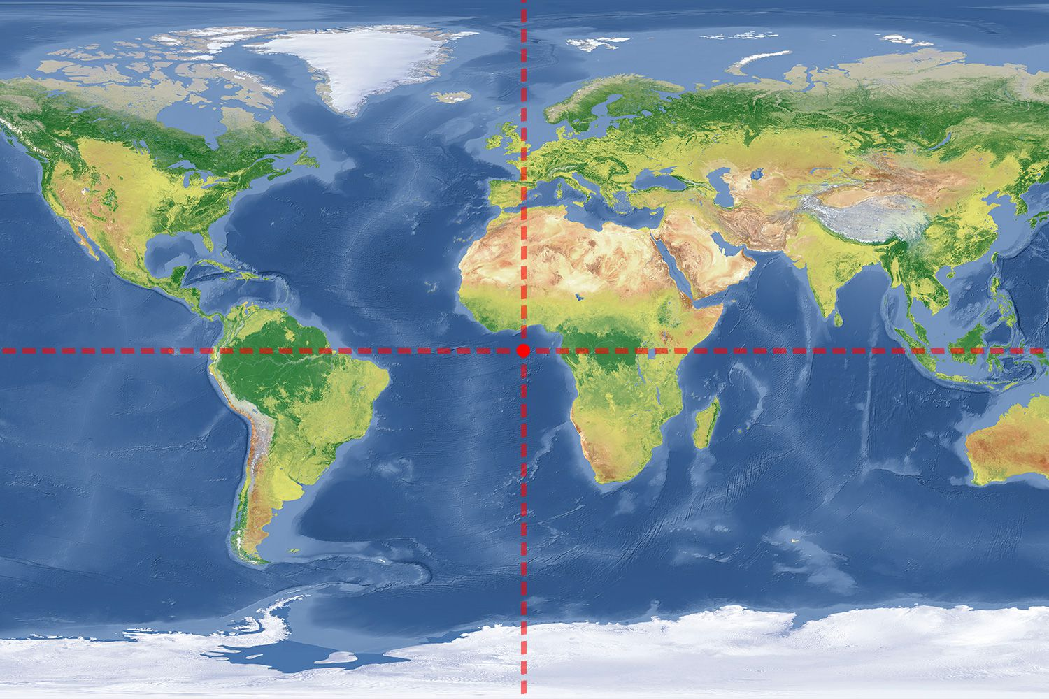 Where do 0 degrees latitude and longitude intersect gumiabroncs Gallery