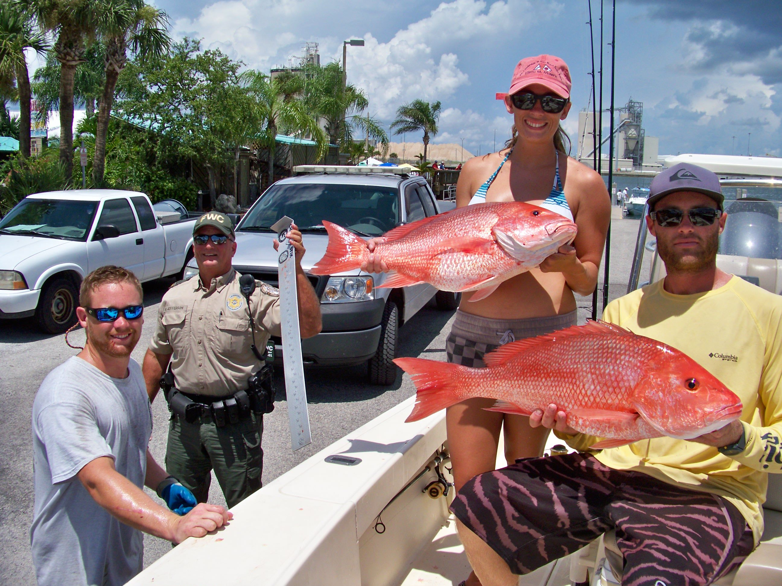 Red Fishing South Padre Island Tx